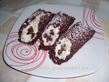CANNOLI DI CEREALI