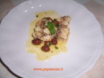 Arrosto di coda di rospo la coda di rospo o rana for Ricette alta cucina