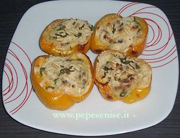 peperoni ripieni con baccala' - un modo diverso di cucinare il ... - Come Si Cucina Il Baccala