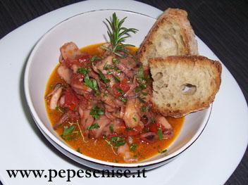 Zuppa Di Seppie Un Zuppa Di Pesce Semplice Da Preparare E Poco